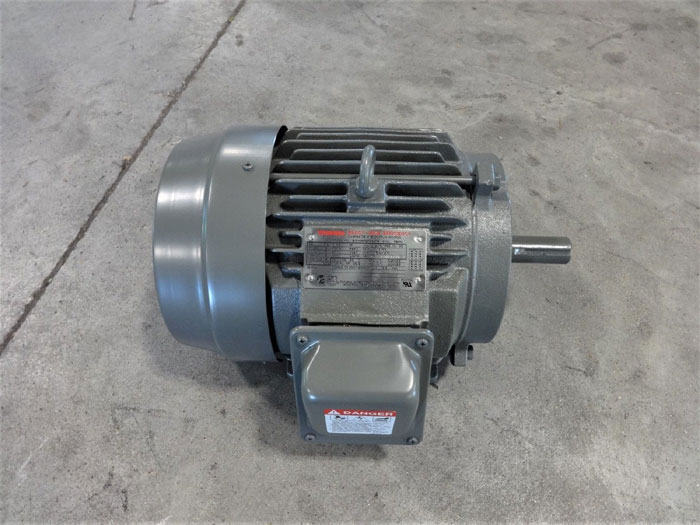 TOSHIBA 1.5 HP EPACT HIGH EFFICIENCY 3-PHASE INDUCTION MOTOR BY156FLF2UYW