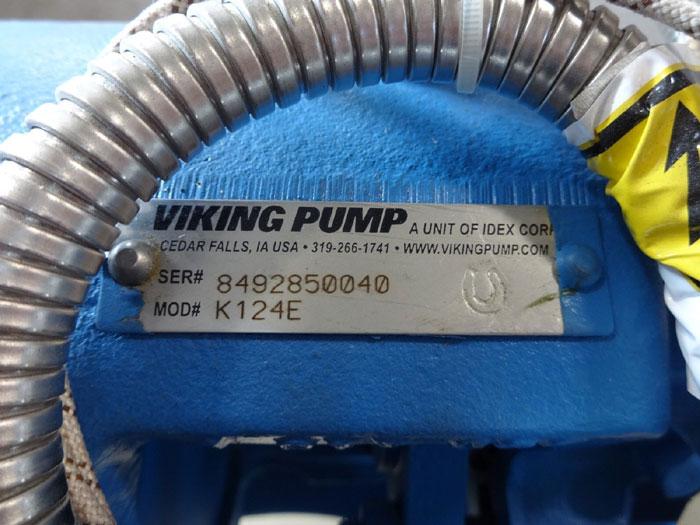 VIKING UNIVERSAL SEAL HEAVY DUTY PUMP K124E