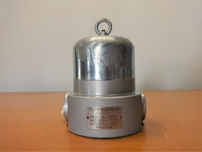 "TLV 3/4"" POWERDYNE THERMODYNAMIC STEAM TRAP HR150A"