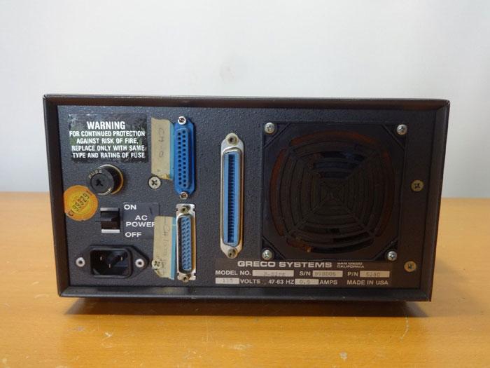 GRECO SYSTEMS CNC MINIFILE P-S2PE