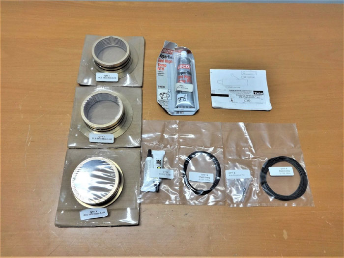 PARKER PROTECH BEARING ISOLATOR SEAL KIT #KTE-2932-3500-CJ82