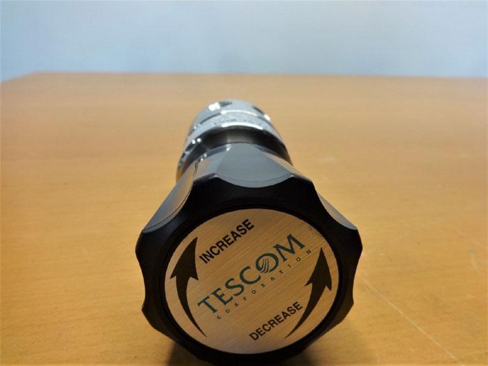 TESCOM 44-1822-24 PRESSURE REDUCING REGULATOR, STAINLESS STEEL, 6000 PSI