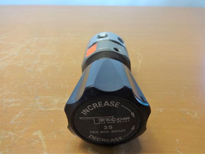 TESCOM 44-2260-242 PRESSURE REGULATOR, 400 PSI