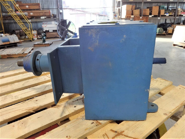 ACRISON 140-18-167 ADDITIVE FEEDER GEARBOX ASSEMBLY 140S-K