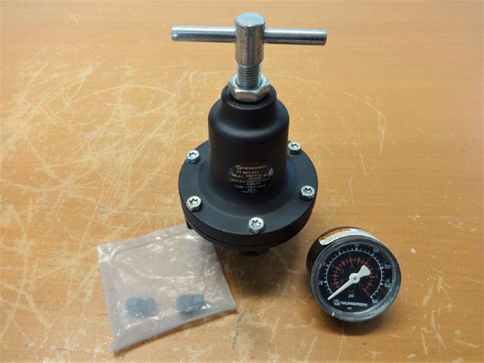 NORGREN 400 PSIG PRESSURE REGULATOR 11-002-019