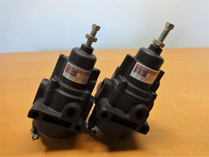 LOT OF (2) BELLOFRAM 250 PSI PRESSURE REGULATOR 241-960-069