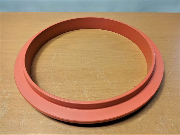 VECTOR TECHLOK STANDARD SEAL RING SIZE 102 PTFE COATED STAINLESS STEEL R102511A2