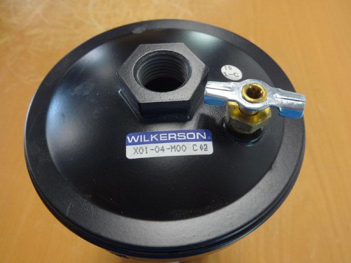 "WILKERSON 1/2"" FILTER DRAIN X01-04-M00"