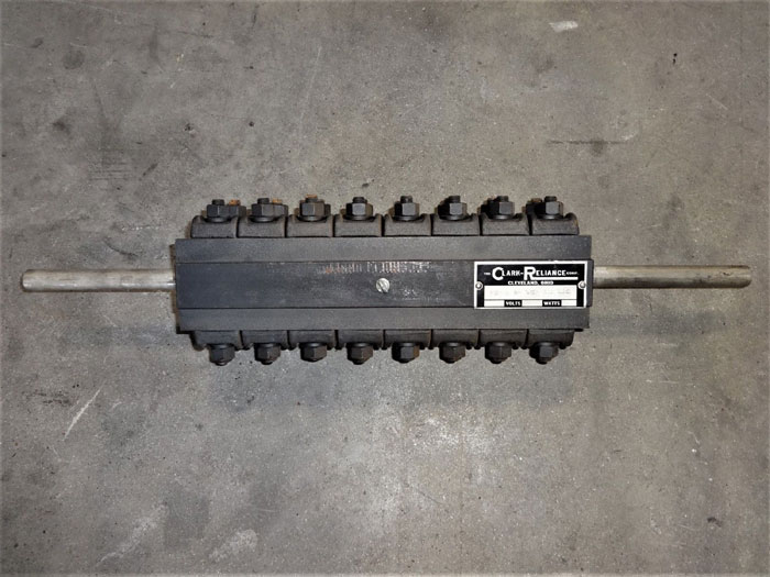 CLARK RELIANCE FG908 MP WSP 900LBS FLAT GLASS SIGHT GAUGE