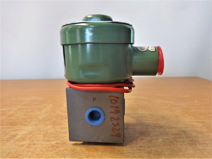 ASCO RED HAT SOLENOID VALVE 8340A6 / 80034