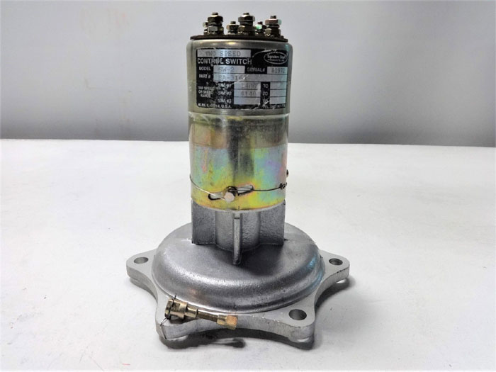 SYNCHRO-START TWO SPEED CONTROL SWITCH GW-2  SA-3163
