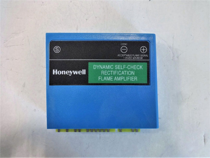 HONEYWELL DYNAMIC SELF-CHECK RECTIFICATION FLAME AMPLIFIER R7847 C 1005