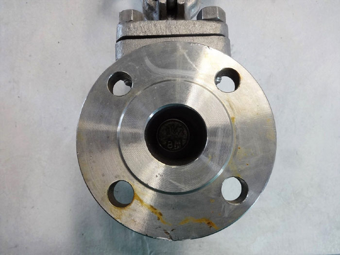 """OIC 1-1/2"""" 150# CF8M FLANGED GATE VALVE, FIG# S151-T"""