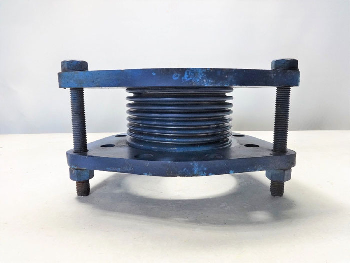 """3-SPOKE EXPANSION JOINT, 6"""" X 5"""", STAINLESS STEEL BELLOW"""