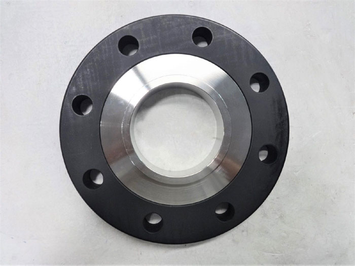 "AIF 4"" 150# 2-PIECE RAISED FACE FLANGE, SA105 & ALLOY 20"