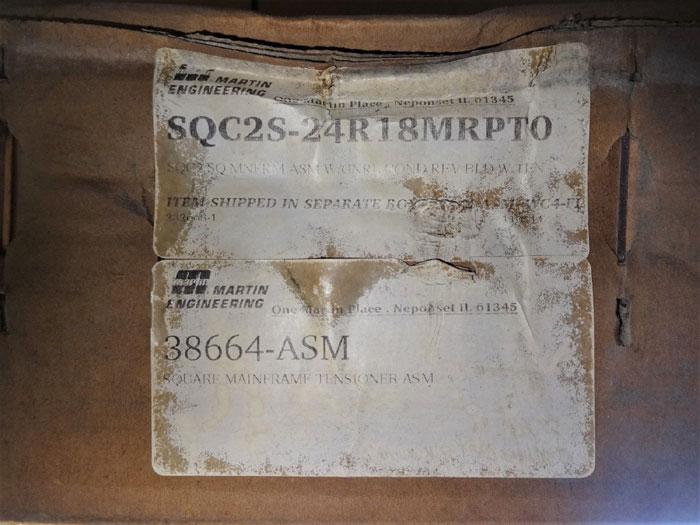 MARTIN SQUARE MAINFRAME BELT CLEANER SQC2S-24R18MRPT0