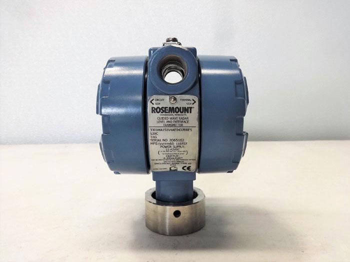 Rosemount 3300 Guided Wave Radar Level Transmitter 3301HA1S1V4AE0407BBE5