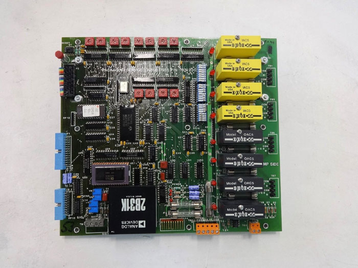 Packing Services Inc. 133120C Control Circuit Board with 20-Digit Display