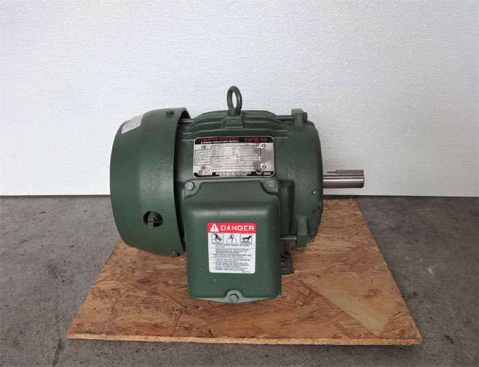 Toshiba B0034FLF1BMHD02 Premium Efficiency 3-Ph Induction Motor EQP III-XS, 3HP