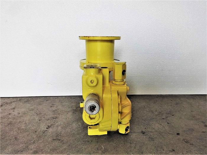 Milton Roy Metering Pump RB11123XSESEALNN, 85 GPH Flow Rate, 100 PSI