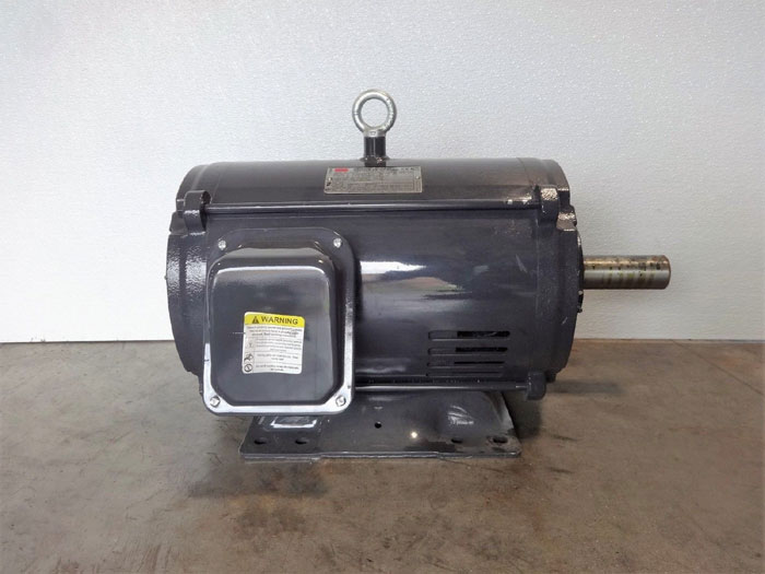 Dayton 4GZC7 Premium Efficient Inverter Rated Motor, Type ASGH QG, 20HP