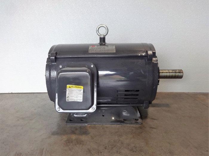Dayton 4GZC7 Premium Efficient Inverter Rated Motor, Type ASGH QG, 20HP