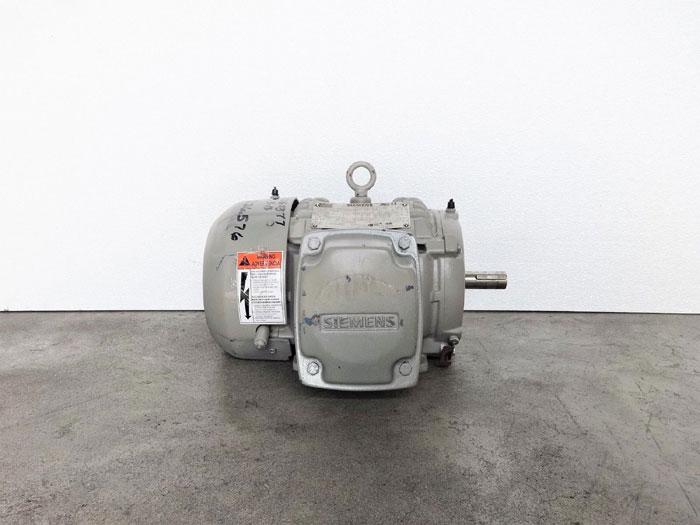 Siemens 2 HP NEMA Premium Motor, Type SD100 IEEE, 1LE24211AB412AA3