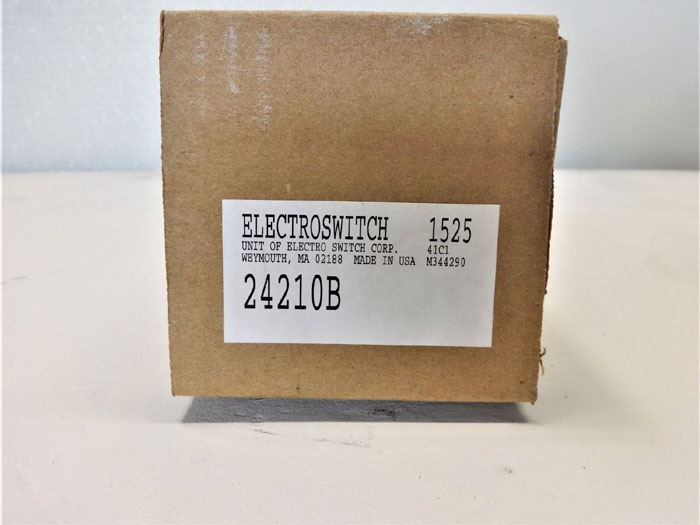 Electro Switch 24210B Series 24 Rotary Switch