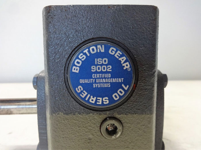Boston Gear 700 Series Speed Reducer F713-30-B5-J