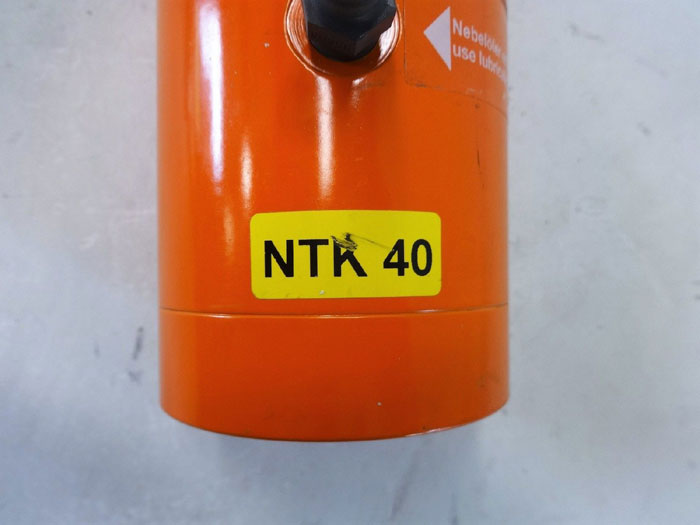 Netter Vibration Piston Vibrator NTK 40