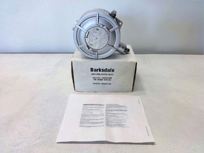 Barksdale Pressure Switch B2X-A12SS-UL