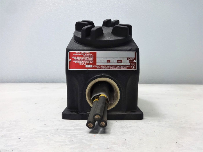 Vantage Technology 480V 60A Receptacle Assembly GD-B1720-40SL-AH