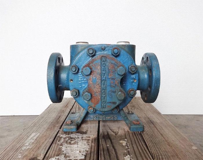 Ingersoll Dresser Worthington Rotary Pump, Size 2.5, Type GRM CS, MMN 5543500