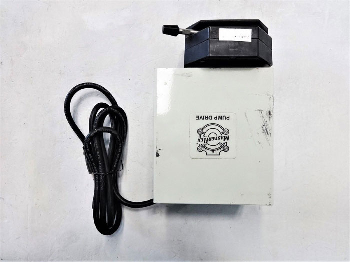 Cole Parmer 7540-06 Masterflex Easy-Load II L/S Peristaltic Pump 77200-60