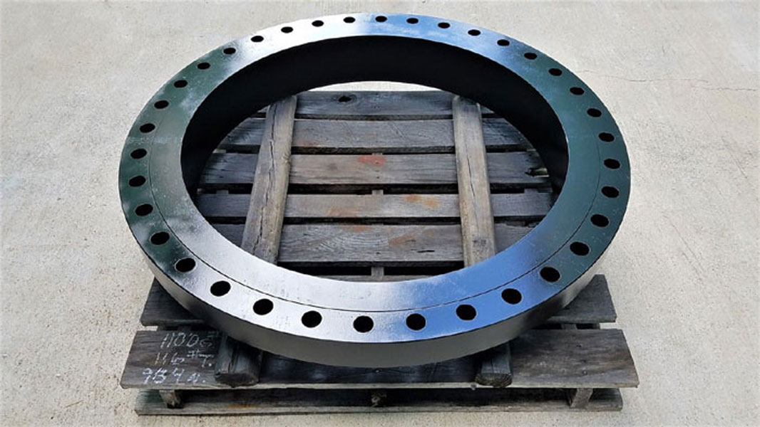 "Weld Neck Flange 42"" 150# Xtra Heavy, Raised Face, S/A A105HT"