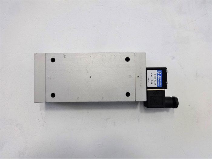 Airtec Solenoid Valve M-12-511-HN