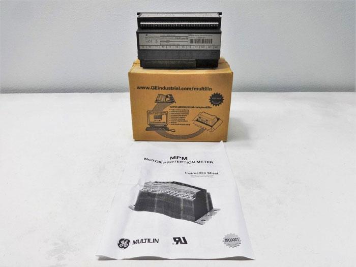 GE Motor Protection Meter MPM-HI-A20