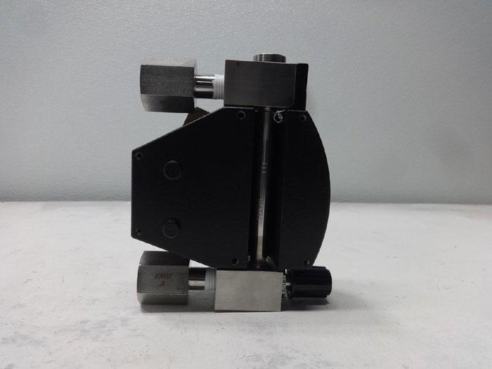 Brooks MT 3750 Ar-Mite Low Flow Armored Flowmeter 3750CA3A51CEAAAAA0