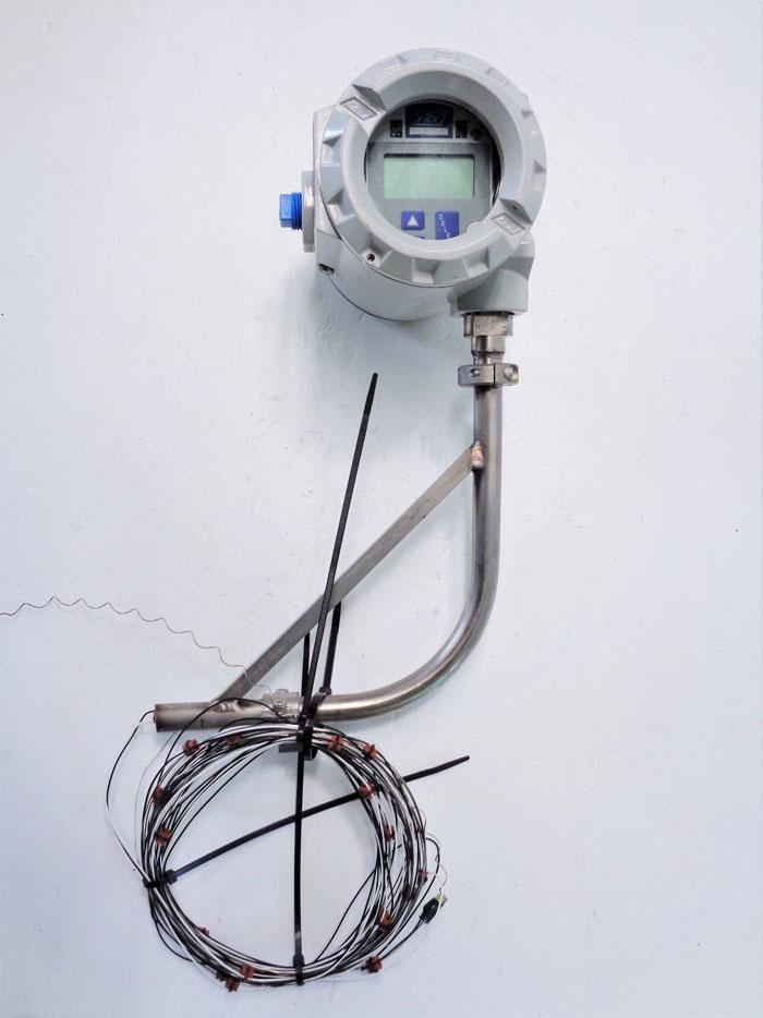 "ABB K-Tek Magnetostrictive Level Transmitter Head AT200/TW/L9/A/H2/M4A/FM/253"""