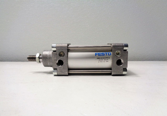 Festo Cylinder DNG-63-50-PPV-A