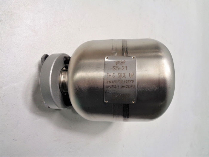 "TLV F32 QuickTrap Connector Body 3/4"" with S5-21 Quicktrap Float Steam Trap"