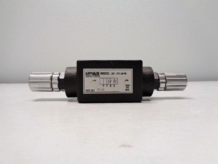 Hyvair Modular Valve D05-FC1-AB-MI