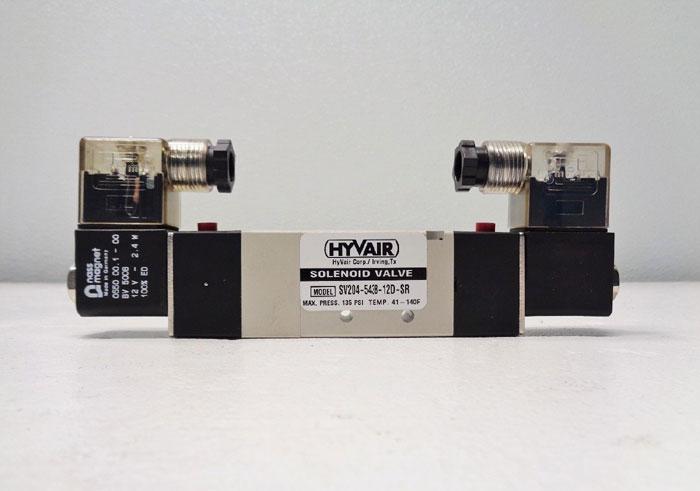 Hyvair Solenoid Valve SV204-543B-12D-SR