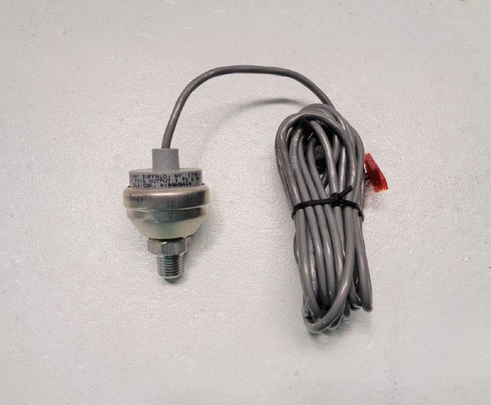Cooper Turbocompressor Transducer P0540089-00111