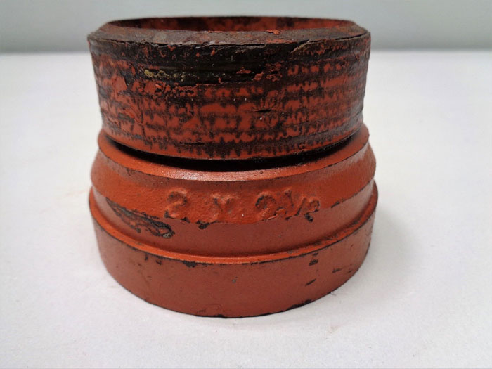"Victaulic Reducer Coupling, 2"" x 2.5"""
