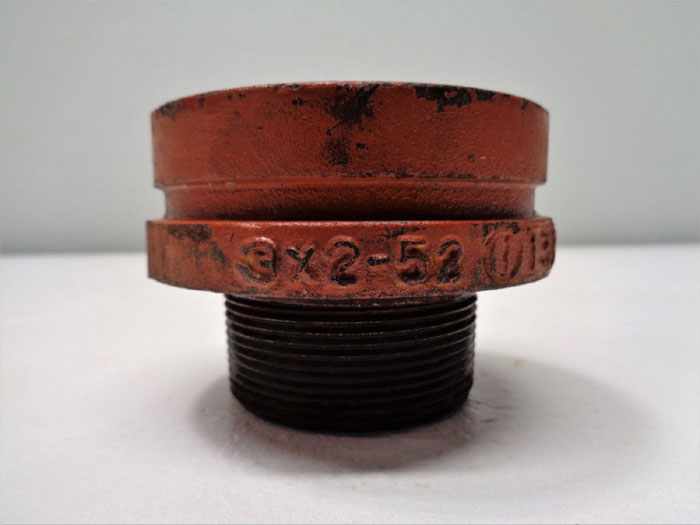 "Victaulic Reducer Coupling, 3"" x 2"", Style# 52"
