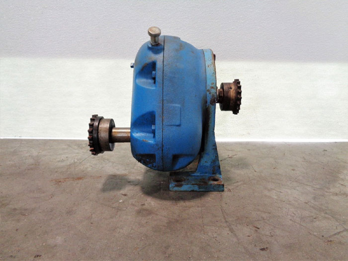 Viking Helical Pump Gear Reducer 3-551-009-421, Ratio 4.21:1