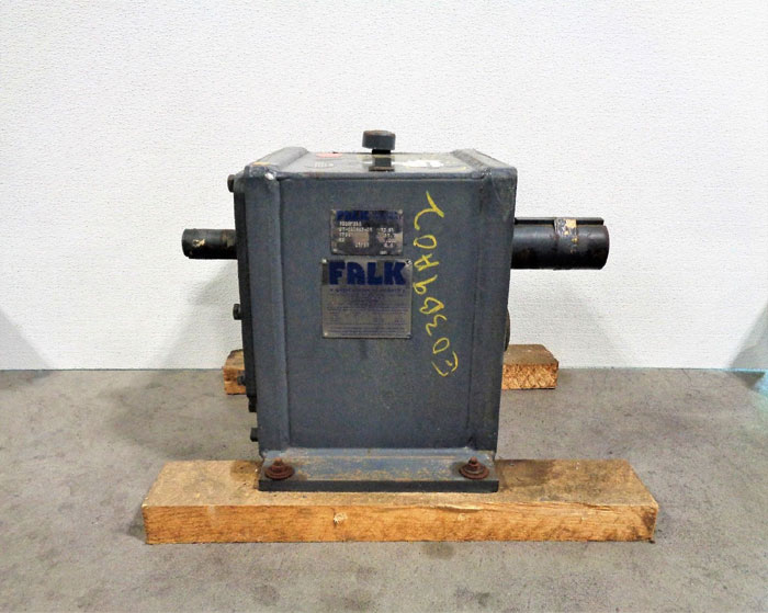 Falk 1060FC3A Enclosed Gear Drive, Ratio 70.51