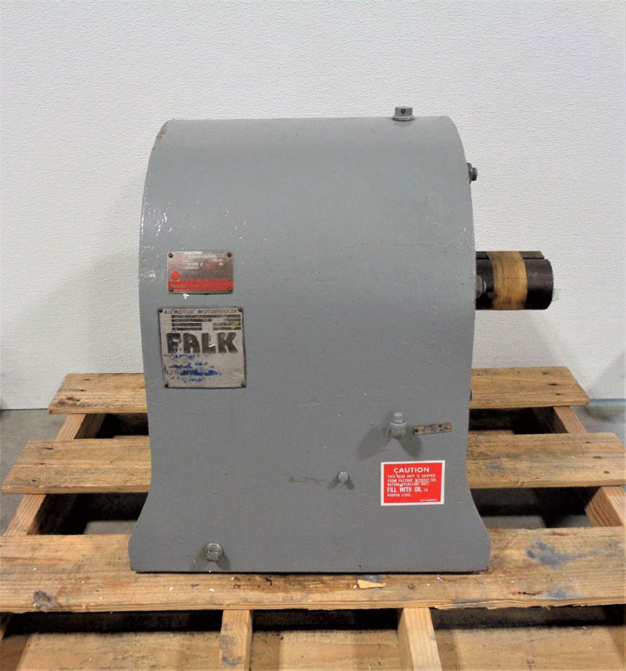 Falk 52-6EZ3-06A5 All Motor MotoReducer, Ratio 73.71