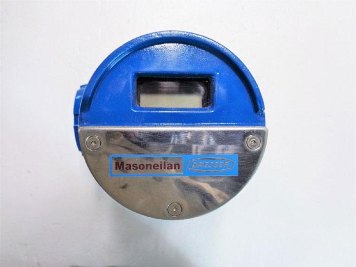 Masoneilan Dresser Digital Level Transmitter 320-059